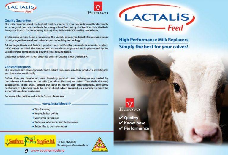 Calf Milk Replacer, Cork, Southern Fuel & Farm Supplies Ltd