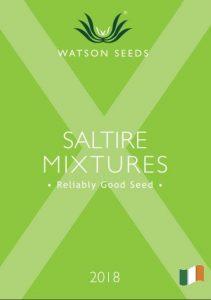 Saltire Mixtures 2018