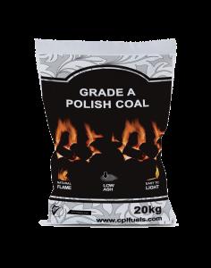 Bag of Polish coal