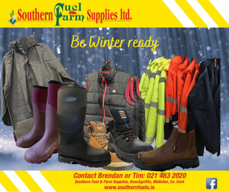 Posted of Winter workwear